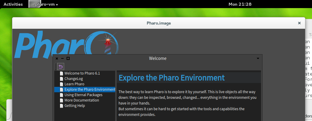 Introduction to Pharo